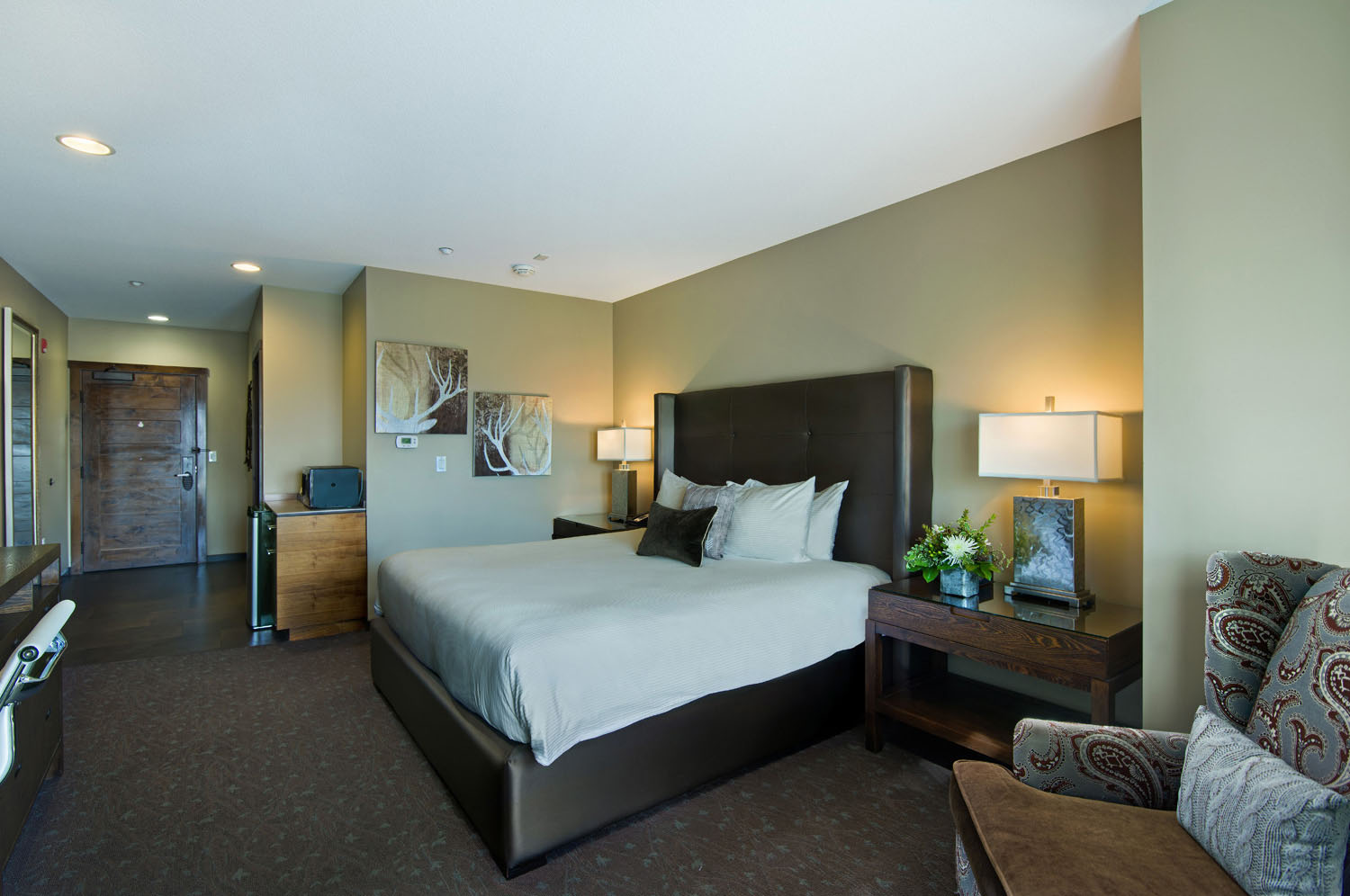 Luxurious Handicap Accessible Rooms in Bend Oregon   Oxford Hotel Bend