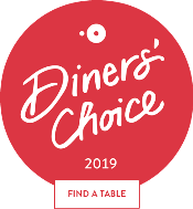 Diners' Choice Award winner
